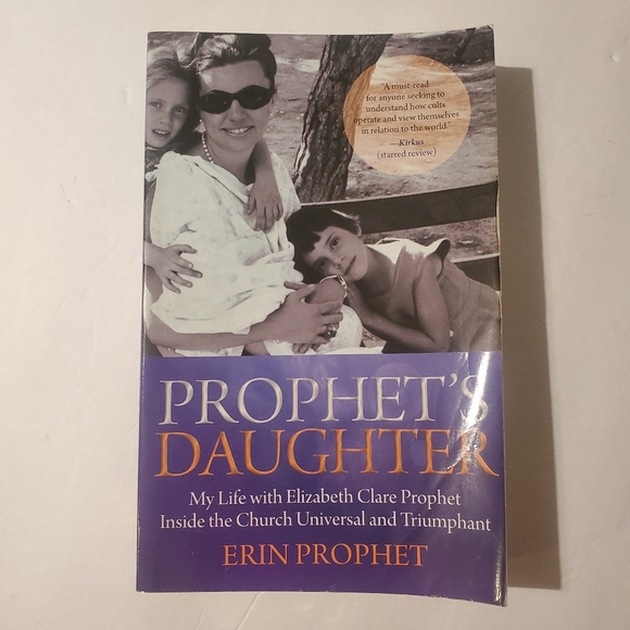 Vintage Other - Prophet's Daughter: My Life with Elizabeth Clare